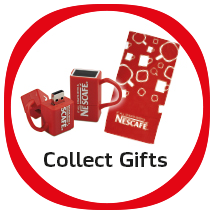 Collect gifts