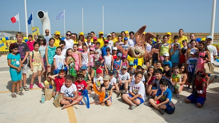 Nesquik Marine Festival attracts record participation